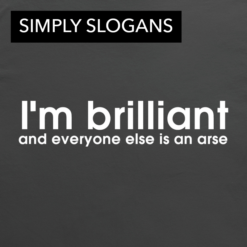 SIMPLY SLOGANS