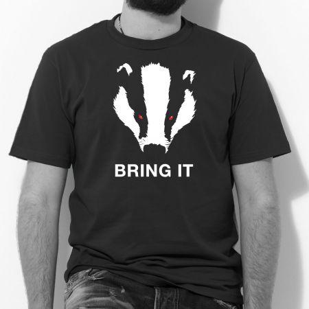 Bring It T Shirt | T Shirts from More T Vicar