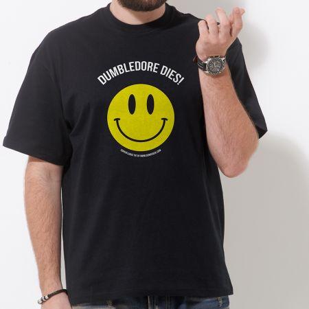 Dumbledore Dies Shirt Dumbledore Dies t Shirt   t