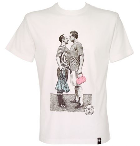 Handbags At Dawn Mens White T Shirt