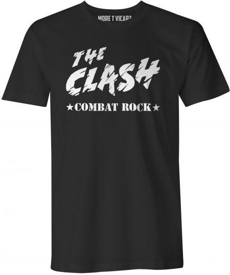 d326ac9433e The Clash - Combat Rock T Shirt