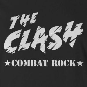 acd3a2391ec The Clash - Combat Rock T Shirt