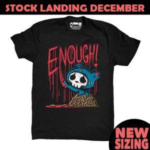 T-Shirt Bone Coffin MIDNIGHT